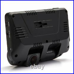 Rexing V2 Front + Back Dual Dash Camera 1080p Full HD Wi-Fi Ultra Wide Angle