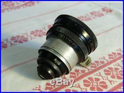 Rodenstock Heligon W. Germany A 16mm F2.0 Arriflex standard cooke speed panchro