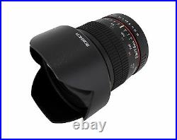Rokinon 10mm F2.8 ED AS NCS CS Ultra Wide Angle Lens Nikon DX Model 10MAF-N