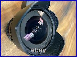 Rokinon 10mm T3.1 Cine Wide Angle Lens for MFT Mount