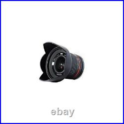Rokinon 12mm f/2.0 NCS CS Lens for Canon M Mirrorless Camera Mount #RK12M-M