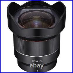 Rokinon 14mm F2.8 AF Wide Angle, Full Frame Auto Focus Lens for Sony E Mount