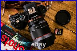 Rokinon 14mm F2.8 AF Wide Angle Lens (Sony E)