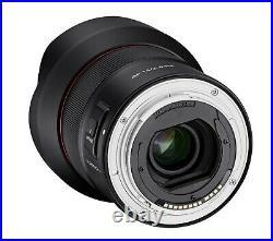 Rokinon 14mm F2.8 Full Frame Super Wide Angle Auto Focus Lens for Canon EOS RF