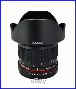 Rokinon 14mm F2.8 Super Wide Angle Lens for Fuji X FE14M-FX