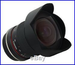 Rokinon 14mm F2.8 Wide Angle Lens for Canon EOS Digital SLR FE14M-C