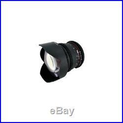 Rokinon 14mm T3.1 Cine Lens for Canon EF-Mount #CV14M-C