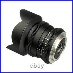 Rokinon 14mm T3.1 Cine Lens for Micro Four Thirds System #CV14M-MFT