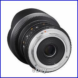 Rokinon 14mm T3.1 Full Frame Ultra Wide Angle Lens (Canon EF)
