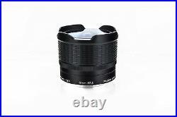 Rokinon RMC12-FX RMC Multi-Coated 12mm F7.4 Fisheye Lens for Fuji X