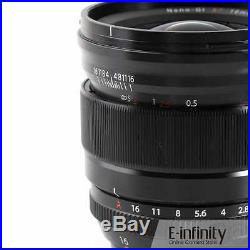 SALE Fujifilm XF 16mm f/1.4 R WR Lens F1.4R