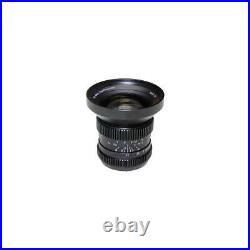 SLR Magic 10mm T/2.1 Hyperprime Cine Lens, MFT Mount Manual Focus #SLR-1021MFT