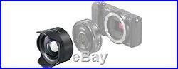 SONY VCL-ECU2 Ultra Wide Converter for E 16mm F2.8, E 20mm F2.8 New F/S Japan