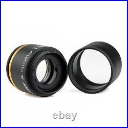 SVBONY 1.25 Astronomical Telescope Eyepieces Kit Set Lens 66° Ultra Wide Angle