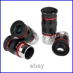 SVBONY Eyepiece Kit 1.25 68Deg Ultra Wide Angle 6/9/15/20mm For Astro Telescope