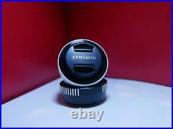 Samsung NX W16ANW 16mm f/2.4 UW Lens