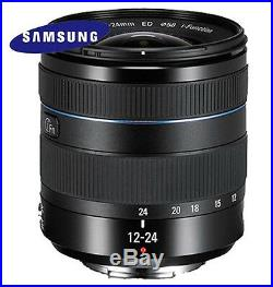 Samsung NX12-24mm f/4-5.6 ED Wide-Angle Lens