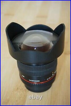 Samyang 14mm F/2.8 ED AS IF UMC for Nikon