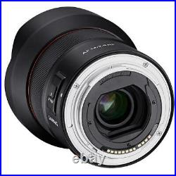 Samyang 14mm F2.8 Full Frame Super Wide Angle, Auto Focus Lens for Canon EOS RF