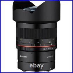 Samyang 14mm F2.8 Ultra Wide Angle Weather Sealed Lens for Nikon Z Cameras