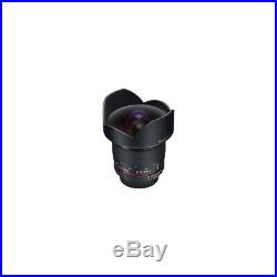 Samyang 14mm Ultra Wide-Angle f/2.8 IF ED UMC Manual Focus for Canon #SY14M-C