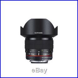 Samyang 14mm f/2.8 ED AS IF UMC Lens for Sony E Mount