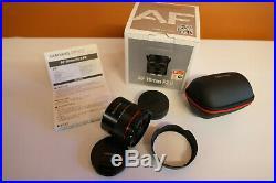 Samyang AF 18mm F2.8 Sony FE E-Mount Autofocused Sharp Ultra Wide Angle Lens NEW