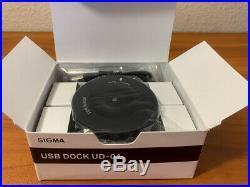 Sigma 14-24mm F/2.8 DG HSM Art Lens for Nikon F with Sigma USB Lens Dock UD-01