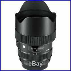 Sigma 14-24mm f/2.8 DG HSM Art Lens for Canon EF