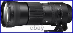Sigma 150-600mm f/5-6.3 DG OS HSM C Lens for Nikon (Sigma 4 Year USA Warranty)