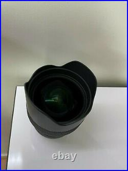 Sigma Art 14-24mm F/2.8 DG HSM Lens for Nikon F Black (212955)