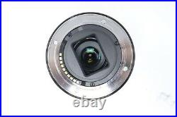 Sony 55-210mm Telephoto Lens F4.5-6.3 OSS for Sony E-Mount, SEL55210, V. G. Cond