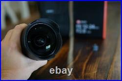 Sony FE 12-24mm f/2.8 GM Ultra-Wide Zoom Lens