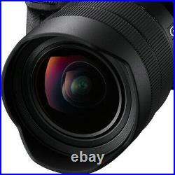 Sony FE 12-24mm f/4 G Ultra-wide Lens (SEL1224G)