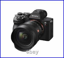 Sony FE 14mm f/1.8 GM Full Frame Large Aperture Wide Angle Prime G Master Lens
