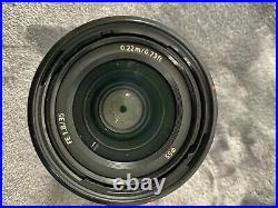 Sony FE 35mm f/1.8 E-Mount Full Frame Lens