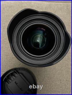 Sony G-Series 12-24mm F/4 G Lens