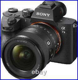 Sony SEL20F18G E-Mount 20mm f/1.8G