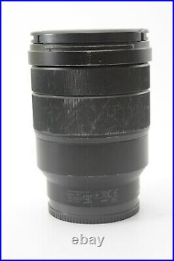 Sony Zeiss FE 16-35mm F/4 E-Mount Lens SEL1635Z With Front and Rear Lens Caps