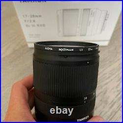 Tamron 17-28mm F/2.8 Di III RXD Zoom Lens for Sony E Mirrorless with Polarizer