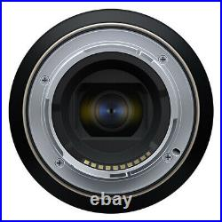 Tamron 20mm F2.8 Di III OSD M12 Lens for Sony Cameras + 64GB Memory Card