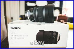 Tamron SP 15-30mm F2.8 G2 for Nikon