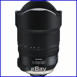 Tamron SP 15-30mm f/2.8 Di VC USD G2 Lens for Nikon F (AFA041N-700)