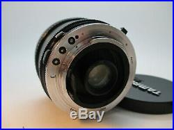 Tamron SP 17mm f3.5 MF Lens for Pentax PK K mount Film & Digital SLR cameras