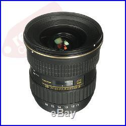 Tokina 11-16mm f/2.8 AT-X 116 Pro DX II Autofocus Lens for Nikon DX-Format DSLRs