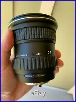 Tokina AT-X PRO 11-16mm F2.8 (IF) DX Digital Lens for Nikon