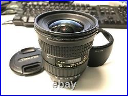 Tokina AT-X PRO SD 11-16mm F/2.8 (IF) DX-II Lens for Nikon F, used