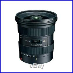 Tokina atx-i 11-16mm f/2.8 CF Lens For Canon EF Ultra-Wide Zoom BRAND NEW