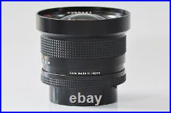 Top Mint CONTAX Carl Zeiss Distagon T 18mm F4 MMJ Wide Angle from Japan C401