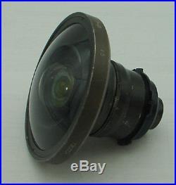 Unique LOMO CKBK OKC1-9.5-1 5/9.5mm Experimental lens ARRI Red One Arriflex PL